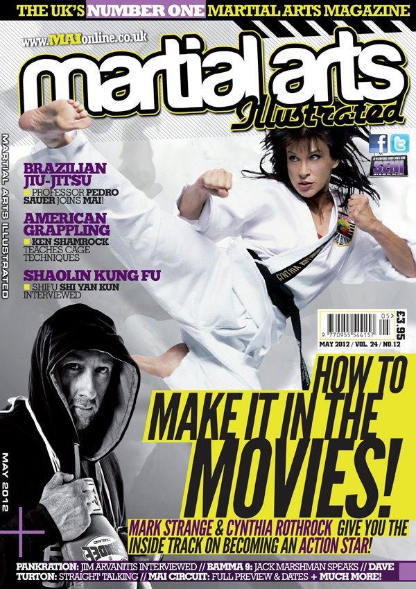 BJJ Chelmsford MAI Cover May 2012 | BJJ Chelmsford