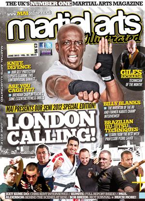 BJJ Chelmsford MAI Cover June 2012 | BJJ Chelmsford