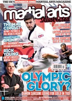 BJJ Chelmsford MAI Cover July 2012 | BJJ Chelmsford