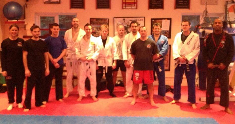Jon Hegan Teaches Gracie Jiu Jitsu Self Defence at BJJ Chelmsford - January 2013 Jon Hegan Teaches Gracie Jiu Jitsu Self Defence at BJJ Chelmsford - January 2013 | BJJ Chelmsford