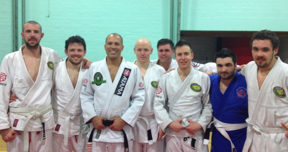 Royce Gracie Essex Seminar in April 2013 | BJJ Chelmsford
