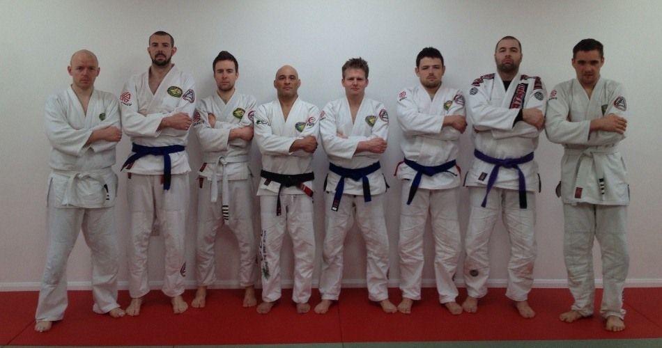 Mike Diaz Seminar at BJJ Chelmsford in May 2013 | BJJ Chelmsford
