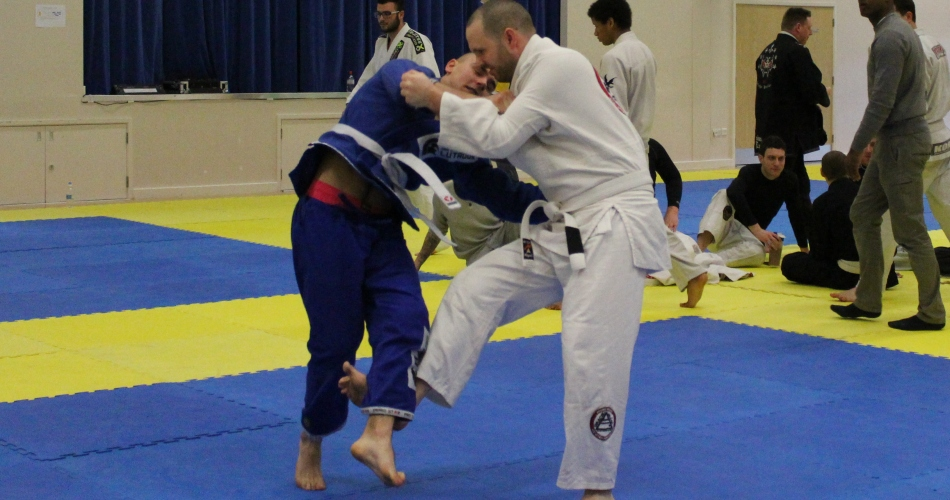First Essex Submission Only BJJ Competition - Results